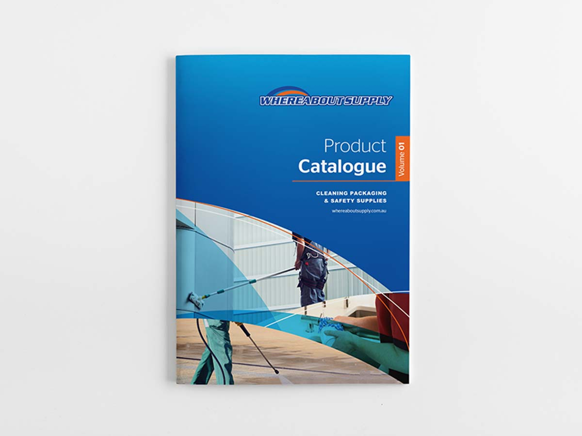 Brisbane Trade Catalogue Design