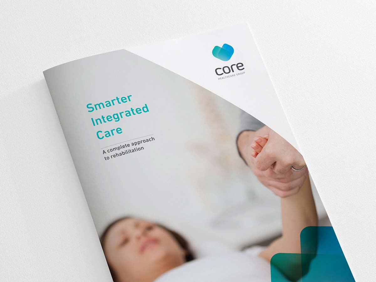 Health Medical Brochure Design Gold Coast